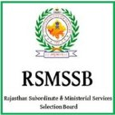 RSMSSB Tax Assistant Admit Card