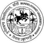 Bundelkhand University Jhansi Date Sheet