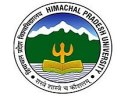 Himachal Pradesh University Exam Schedule