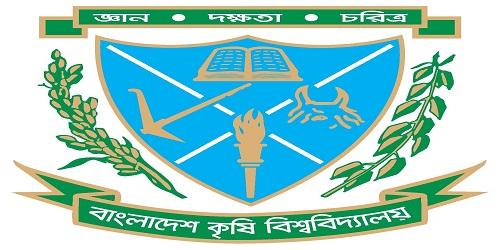 Bangladesh Agricultural University Job Circular 2017