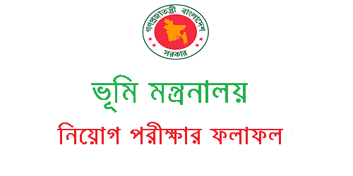 Ministry of Land Job Exam Result 2017