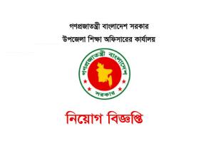 Upazila Sikkha officer's office Job Circular
