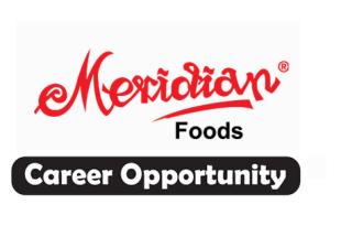 Meridian Foods Ltd. Job Circular 2018