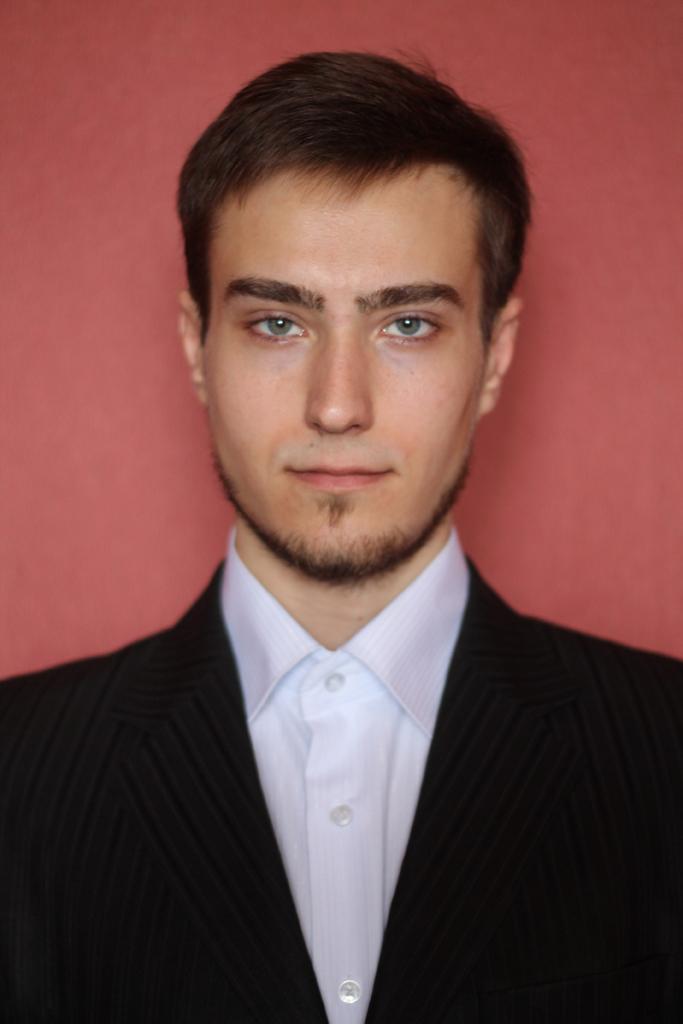 Alexander Larionov – Information Security Specialist