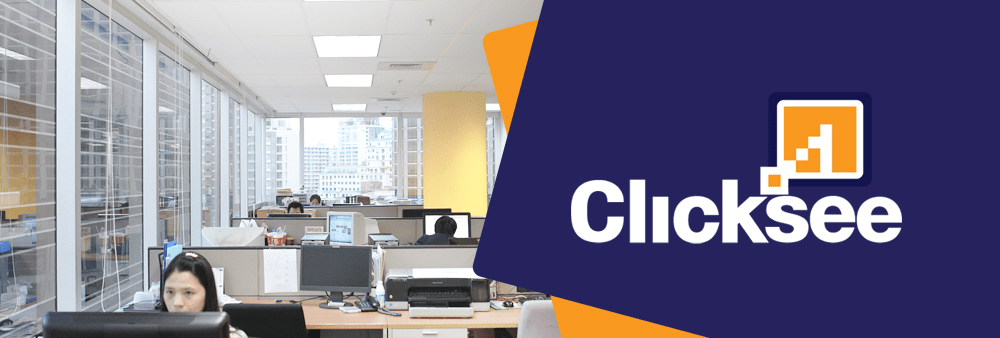 System Administrator – Clicksee Network Co., Ltd.