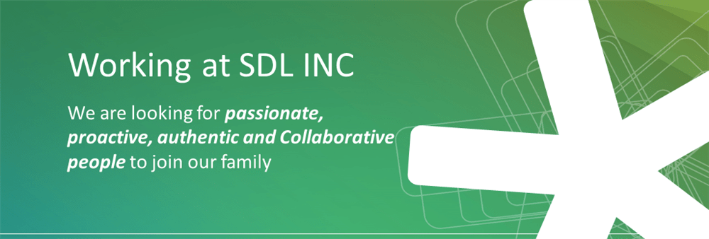 Trainee Translator – SDL INC.