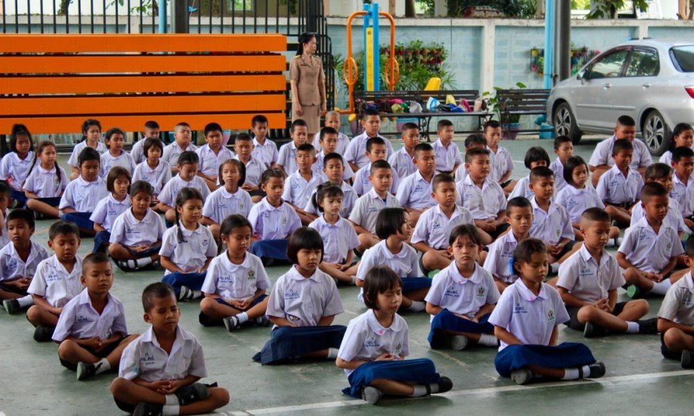 16 X 50 Min Classes Per Week 32,000 Baht Teaching M6 In Central Chiang Mai