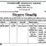 Bangladesh Ministry Agriculture Jobs Circular 2016