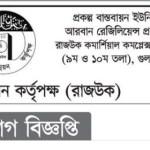 RAJUK Jobs Circular 2017 www.rajukdhaka.gov.bd