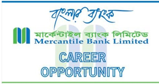 Mercantile Bank Jobs Circular 2017