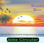 Local Government Engineering Department-LGED Jobs Circular 2017