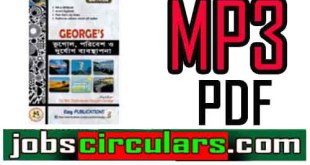 MP3 Geography Environment and Disaster Management MP3 Geography, Environment and Disaster Management PDF