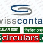 Manager - Business Administration Swisscontact Bangladesh