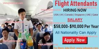 Flight Attendant Jobs Hiring What is Flight Attendant Salary