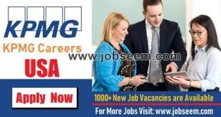 KPMG Careers USA Latest KPMG Job Career Vacancy Opening