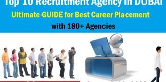 Top 10 Recruitment Agencies in Dubai 2020