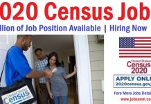 US Census Jobs 2020 How to Apply for Census Bureau Job Recruitment 2020