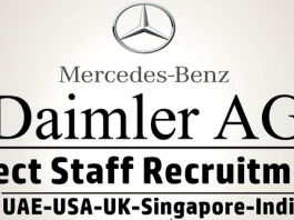 Daimler Careers and Job Opportunities Teleo Vacancies