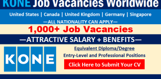 Kone Careers Openings Latest Kone Elevator Job Vacancies