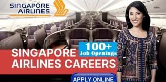 Singapore Airlines Careers Job Vacancy Openings