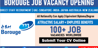 Borouge Careers Recruitment and Job Vacancy Openings
