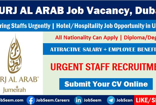 Burj Al Arab Careers Recruitment Latest Hotel Job Vacancies Dubai UAE