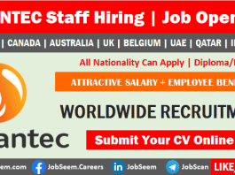 Stantec Careers and Job Vacancy Openings Urgent Staff Recruitment
