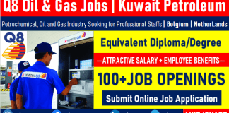 Q8 Oil & Gas Job Vacancies Kuwait Petroleum International Careers