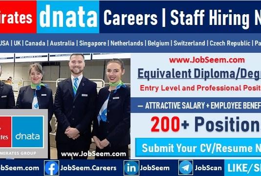 Dnata Careers Latest Dubai National Air Transport Association Job Vacancies at Emirates Dnata Group