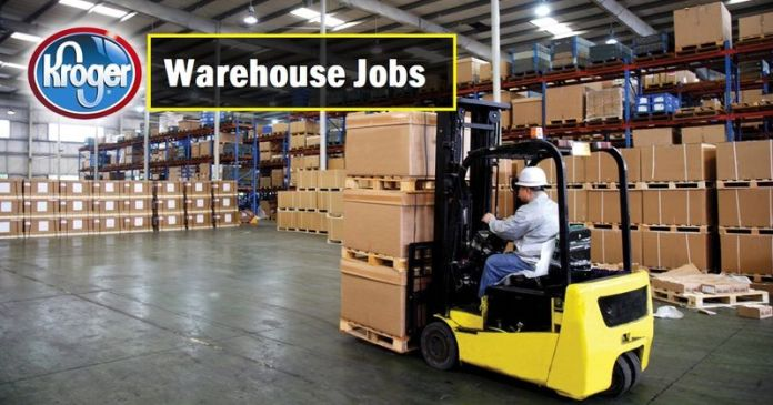 Kroger Warehouse Jobs