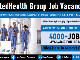 United Healthcare Careers UHC Group Job Vacancies and Staff Recruitment