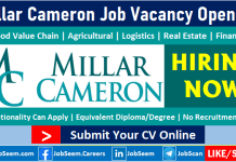 Millar Cameron Careers Recruitment Find a Job and Submit Application