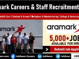 Aramark Jobs, Careers, Employment and Internship Opportunities Submit Job Application Online