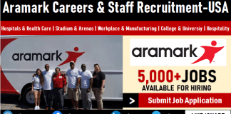 Aramark Jobs, Careers, Employment and Internship Opportunities Submit Job Application Online