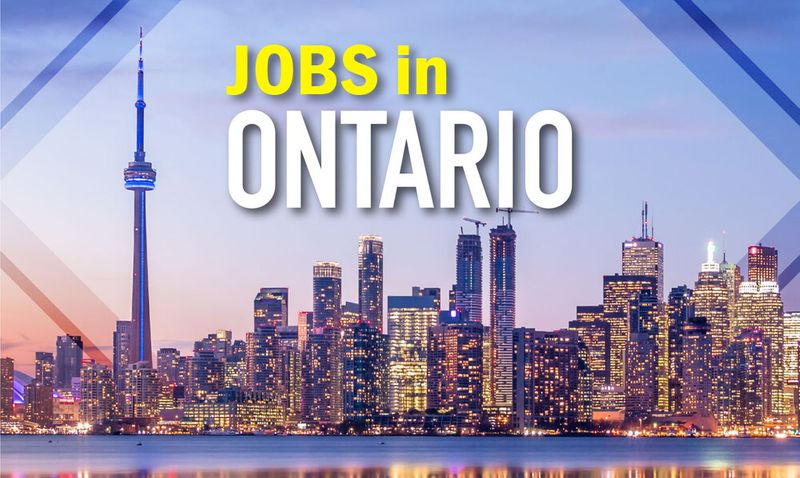 Jobs in Ontario Canada for Foreigners