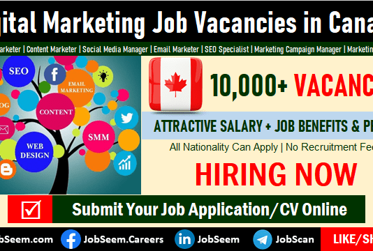 Digital Marketing Jobs in Canada Employment Scope, Salary and Career Vacancies