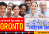Top Recruitment Agencies Toronto Canada with Contact No. for Employment, Staffing and Job Consultancy