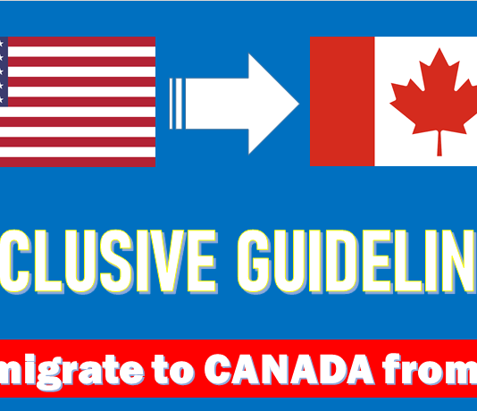 How to Immigrate to Canada from US