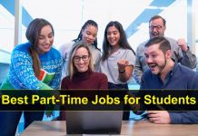 Best Part Time Jobs for Students
