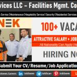 Farnek Careers Openings, Farnek Facilities Management Services Job Vacancies, Walk in Interview, and Staff Recruitment