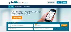 JobsDb Singapore Job Portals
