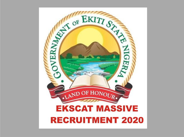 Ekiti State College of Agriculture and Technology (EKSCAT) Recruitment – Lectur