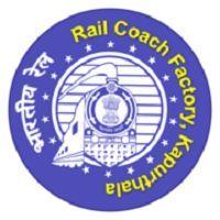 rail coach factory kapurthala rcf logo