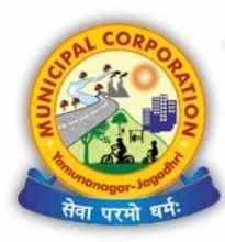municipal corporation yamunanagar logo