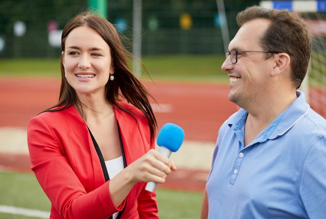 how to get started in sports journalism