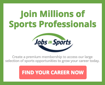 subscribe now jobs in sports
