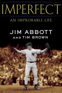 sports management books imperfect by jim abbott