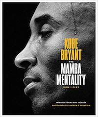 motivational sports books the mamba mentality kobe bryant