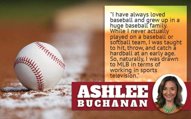 Industry Insights: What It Takes to Work for the MLB Network with Ashlee Buchanan