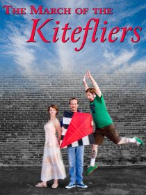 The March of the Kitefliers poster